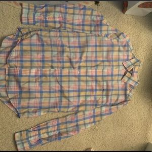 vineyard vines slim fit tucker shirt